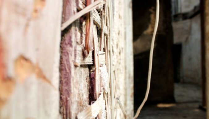 В Риге снесут развалины на улице Эзермалас