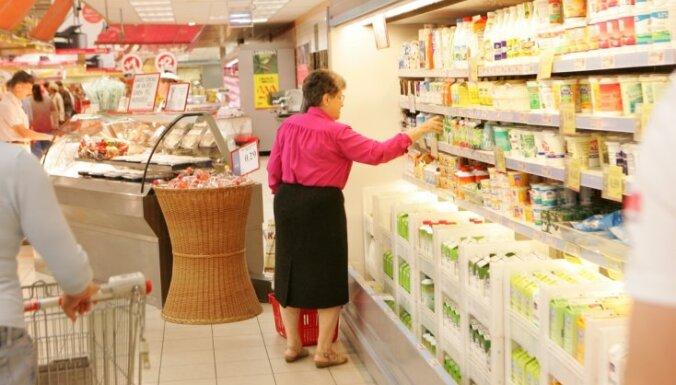 Pirmo reizi dārgākā pārtika Baltijā ir Rīgā