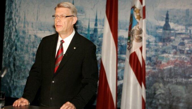 Zatlers nolemj rosināt Saeimas atlaišanu