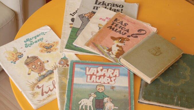 projekts Bibliotēka, lasīšana, Iemīlēt grāmatu