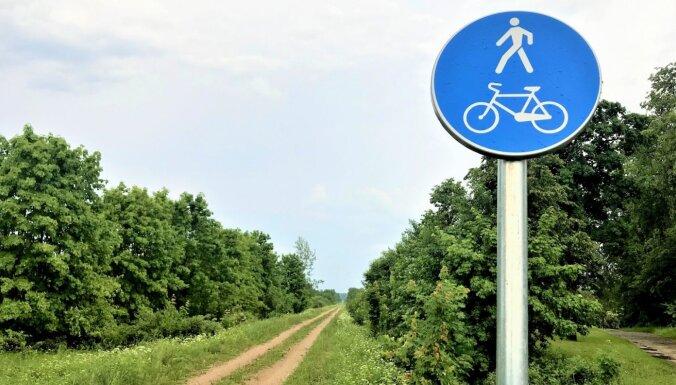 Izaicini sevi! Interesanti velomaršruti aktīvākai dienai