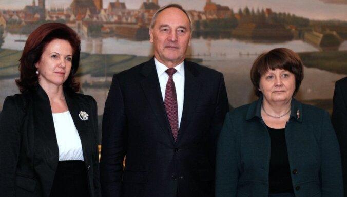 Valsts prezidents – turīgākais starp trim augstākajām amatpersonām