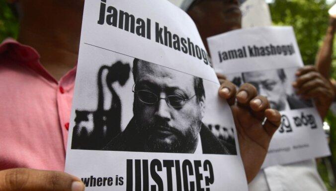 В Турции предъявлены обвинения по делу об убийстве журналиста Хашогги