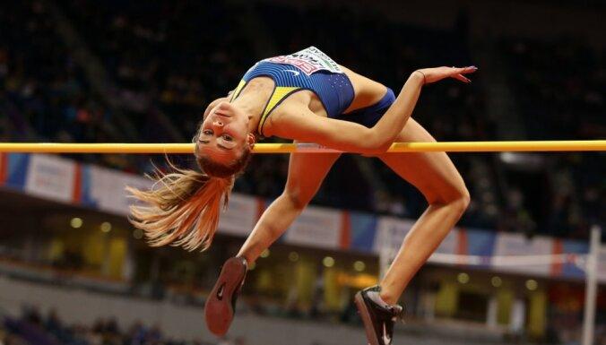 Украинская легкоатлетка назвала идеальный размер груди для прыгуний в высоту