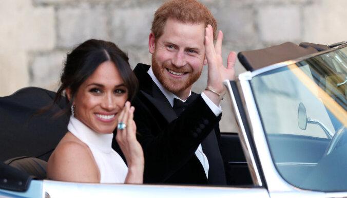 Что Елизавета II подарила на свадьбу принцу Гарри и Меган Маркл