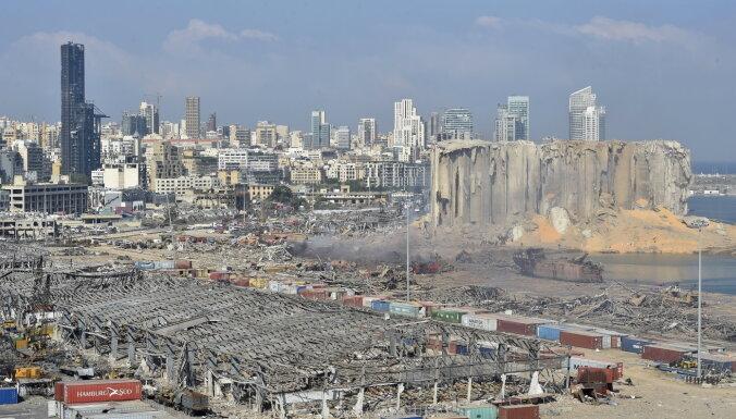 Beirūtā uzsprāga krievu biznesmenim konfiscēti minerālmēsli