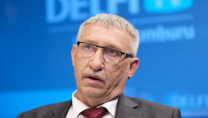 KNAB par neizpaužamu ziņu izpaušanu rosina apsūdzēt bijušo ģenerālprokuroru Kalnmeieru (plkst. 18.35)