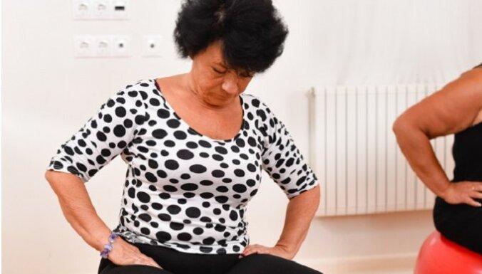 Rīta rosme senioriem: seši vingrojumi mundrumam un kustību priekam