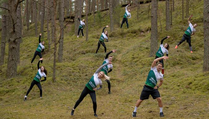 'Olimpiskā mēneša' aktivitātēs dalību pieteikuši 148 000 dalībnieki no 102 pašvaldībām