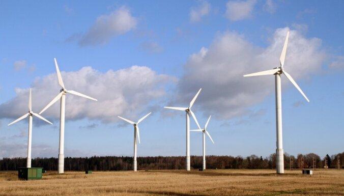 Latvenergo построит несколько ветропарков в Латвии