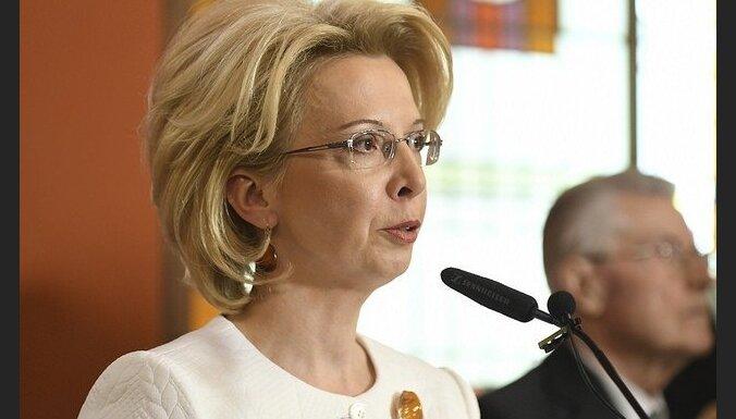 Мурниеце поддерживает предоставление дополнительного финансирования Латвийскому радио