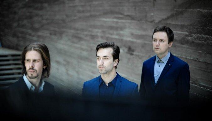 Grupas 'The Sound Poets' koncertus 'Palladium' iesildīs 'Sigma'