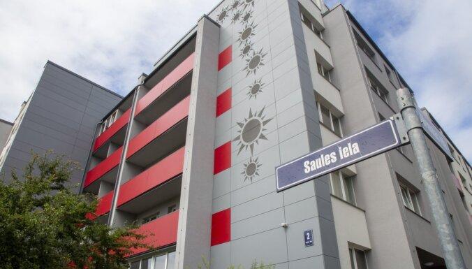 ФОТО: Жильцы пятиэтажки в Пиньки взяли кредит на 3 миллиона и отремонтировали дом