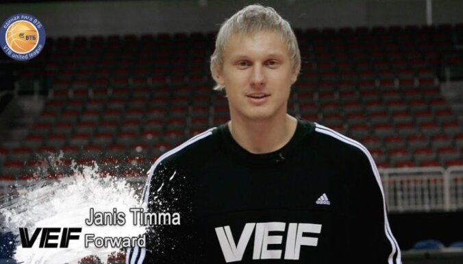 Janis Timma