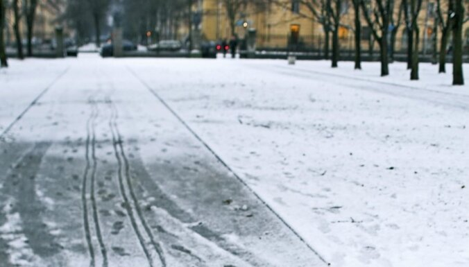 Nākamnedēļ Latvijā gaidāms pirmais sniegs