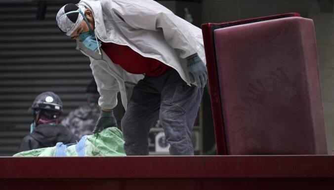 Lietuvā ar Covid-19 saslimuši vēl 18 cilvēki; Igaunijā – astoņi