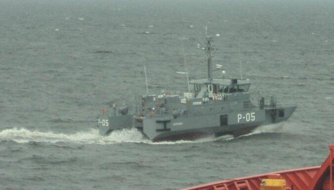 Jūras spēku flotile svinīgi atzīmēs 20. gadadienu