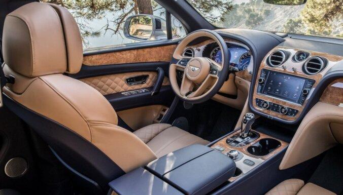 """""""Жирные годы"""" возвращаются: Bentley Bentayga — уже ничего особенного"""