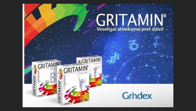 Gritamin® sievietēm - sievietes labsajūtas uzplaukumam!