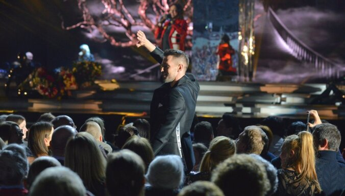 """ФОТО, ВИДЕО: Шоу-концерт Филиппа Киркорова в """"Арена Рига"""""""