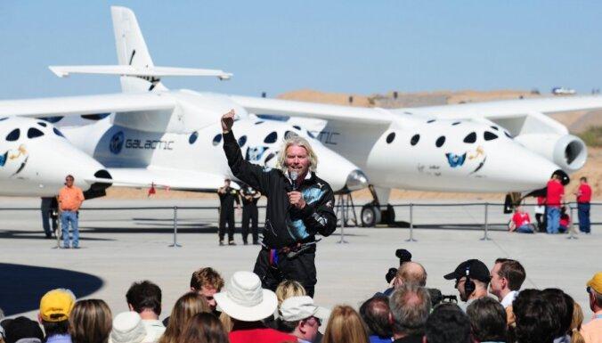 Ричард Бренсон поспорил с British Airways на миллион