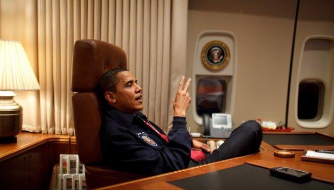 Обама пообещал не перехватывать самолет со Сноуденом