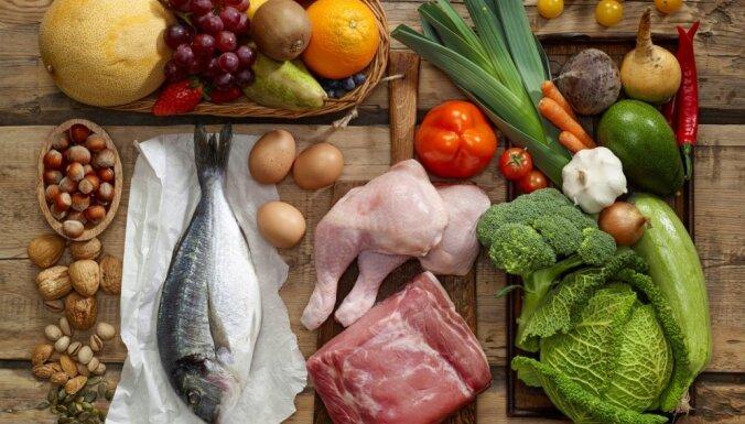 Прогноз: продукты питания в Латвии не подорожают
