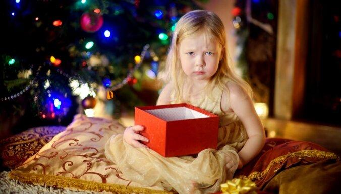 Nesaņemt gaidīto jeb kāpēc tas dažkārt ir 'veselīgi' bērna attīstībai