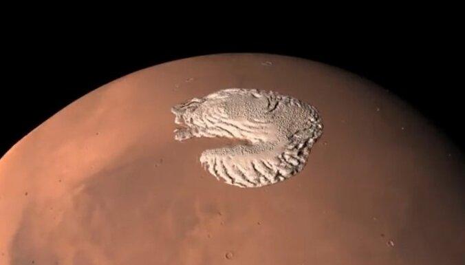 planēta Marss