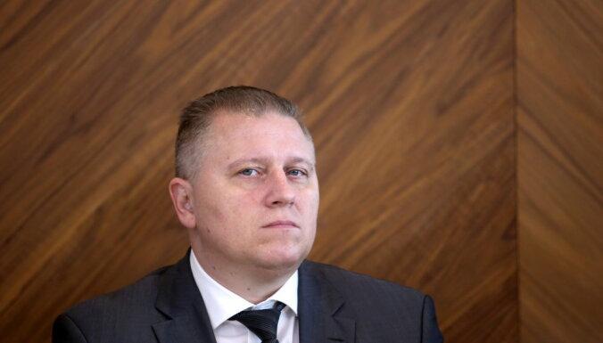 Бывшего главу LDz loģistika Лусиса допросили по просьбе прокуратур Польши и Литвы