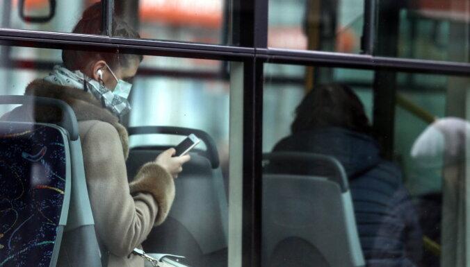 Ношение масок в общественном транспорте больше не будет обязательным