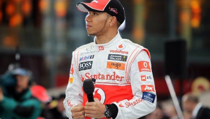 Хэмилтон — быстрейший в квалификации к Гран-при Сингапура