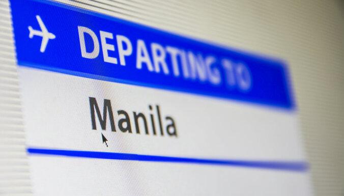 Эстонский турист прожил в аэропорту на Филиппинах три месяца. В четверг он возвращается домой