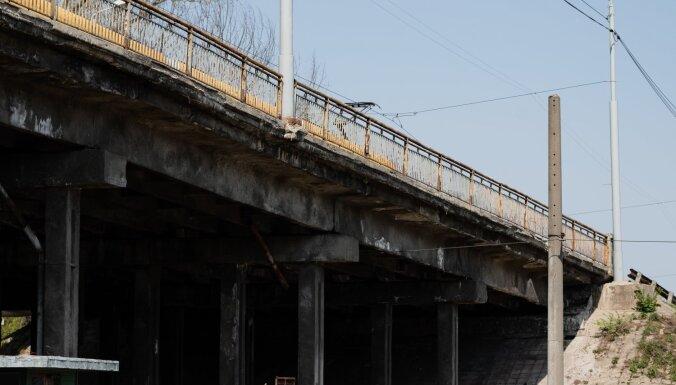 На следующей неделе возобновят движение трамвая по Брасовскому мосту
