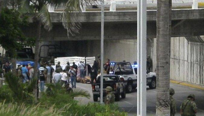 Pētījums: 'Zetas' ir Meksikas lielākais narkotirdzniecības kartelis