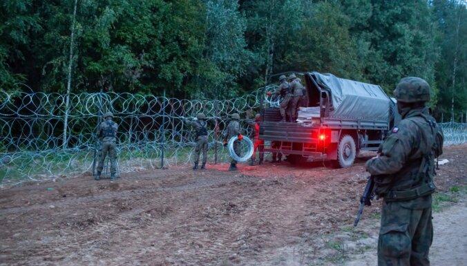 Lietuva un Polija aicina pārskatīt ES migrācijas politiku