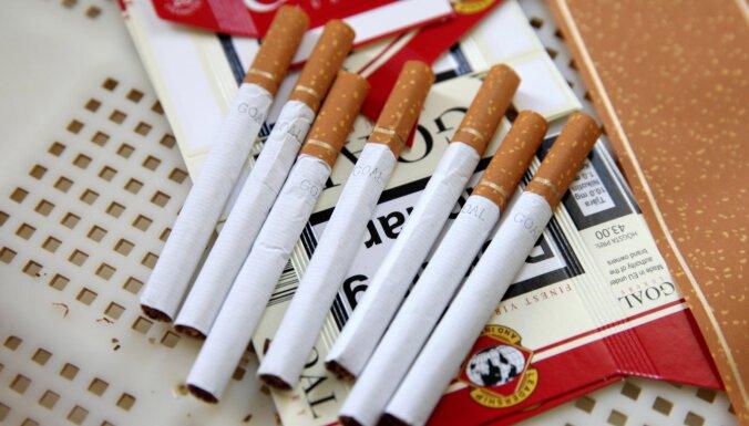 Rosina kriminālatbildību par nelikumīgu cigarešu tirgošanu neatkarīgi no apjoma