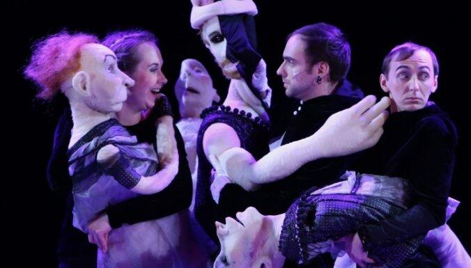 'Spēlmaņu nakts' labākās izrādes vērtēs arī ārvalstu teātra eksperti