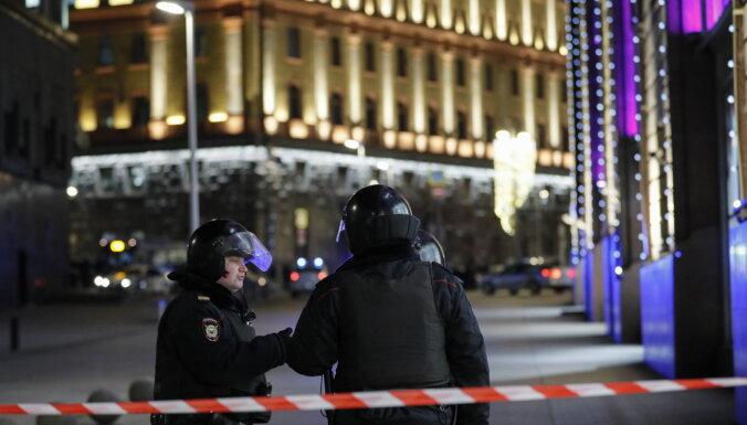 СМИ выяснили личность напавшего на штаб-квартиру ФСБ в Москве