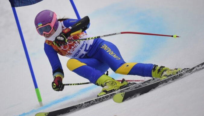 Украинка отказалась выступать на Олимпиаде в знак протеста