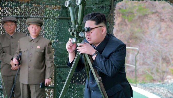 В КНДР в присутствии Ким Чен Ына испытано новое тактическое оружие