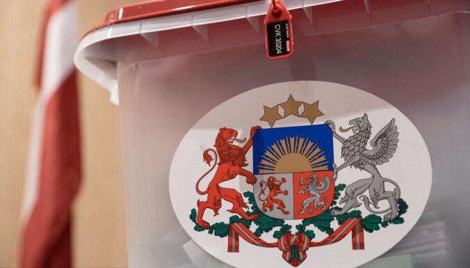 Policija pārbauda iespējamu vēlētāju ietekmēšanu Alūksnes novadā, vēsta LTV