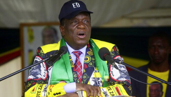 Zimbabvē pēc Mugabes aiziešanas nostiprinās jauna diktatūra