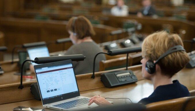 Комиссия Сейма поддержала призыв провести повторные выборы в Беларуси