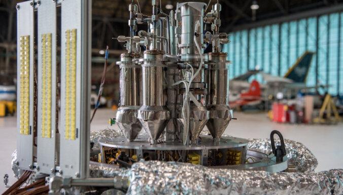 В США успешно испытан ядерный реактор для жизни на Марсе