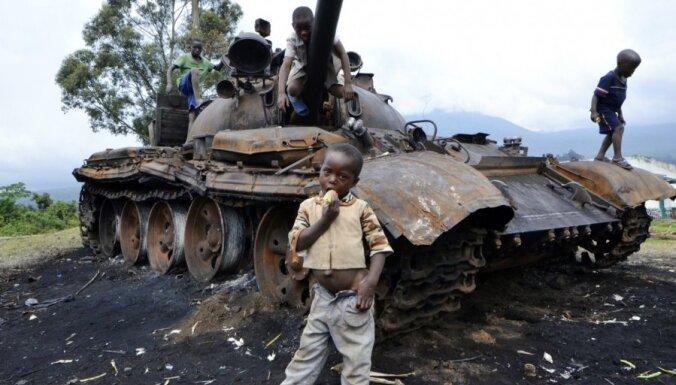 Pēc sakāves par kaujas darbību izbeigšanu paziņo ietekmīgs Kongo DR grupējums