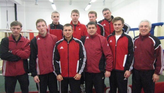 Все боксеры-юниоры Латвии проиграли на старте ЧМ