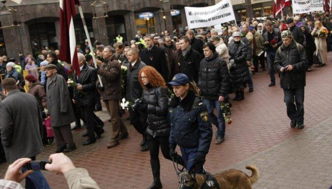 Ветераны Бельгии осудили марш легионеров СС в Риге