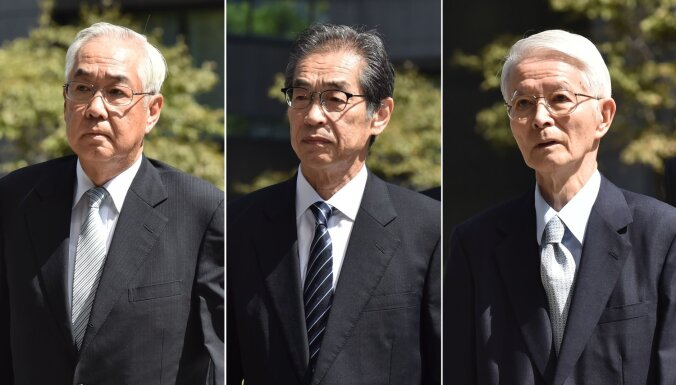 Tiesa attaisno bijušos Fukušimas AES apsaimniekotājus