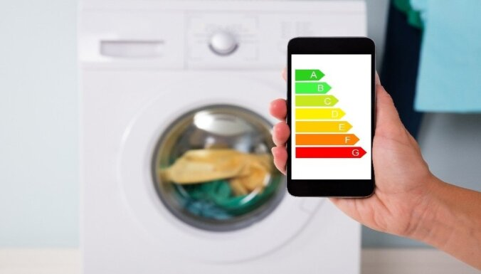 Jauns energomarķējums: Kā atpazīt efektīvu elektroiekārtu?